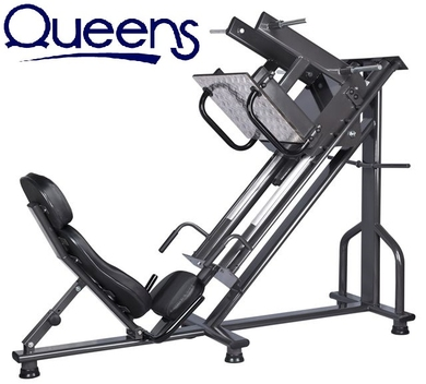 QN014 LEG PRESS 45 GRAUS QUEENS